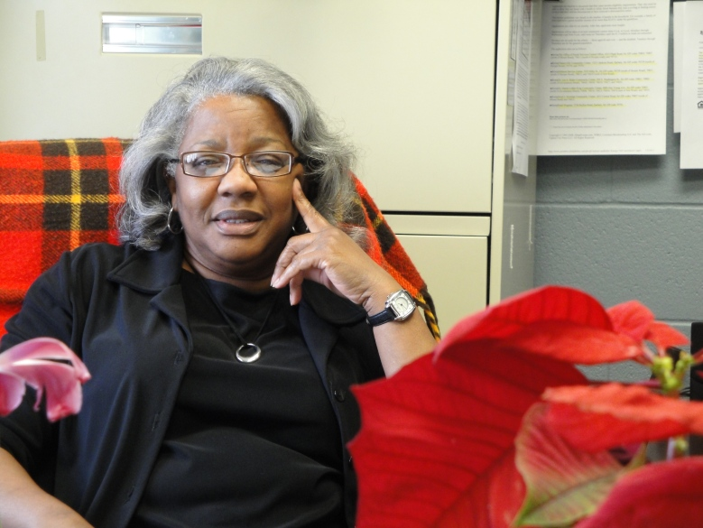 Iris Taylor, photographed by Lauren C Brown