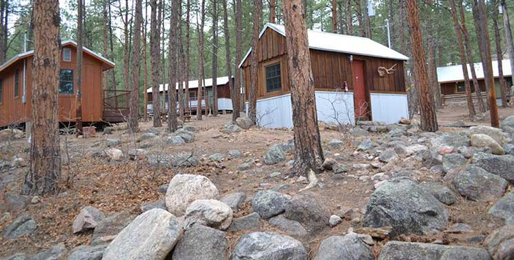 Generous donations from College of Science alumni have enabled renovations to the nearly 100-year-old field camp.